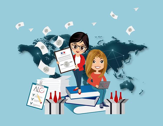 Aide aux obligations douanières